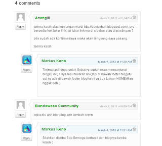 Cara Membuat Threaded Comment di Blogger / Blogspot