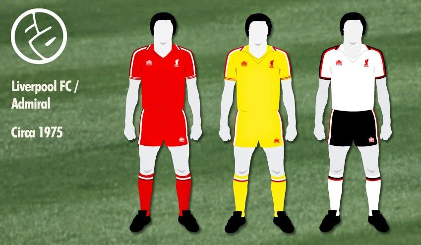 766139f34 Fantasy Nostalgia  Liverpool wear Admiral ~ The Football Attic
