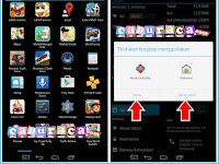 Cara mengganti Aplikasi Default Android