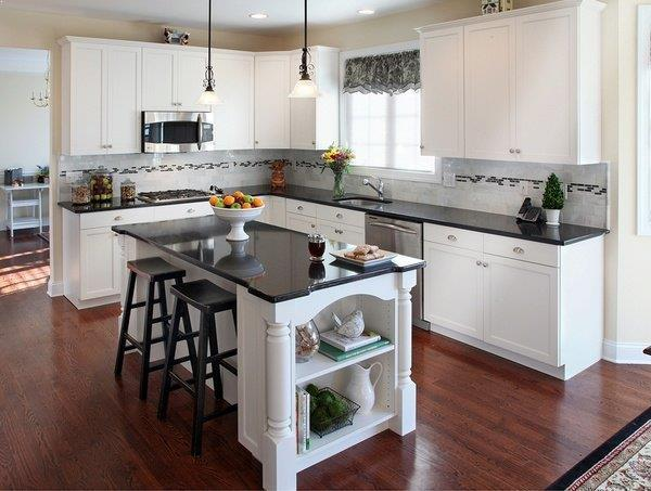 √√ Best Off White COLOR for KITCHEN Cabinets | Kitchen ...