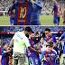 Thiago Messi ya tiene la Copa del Rey
