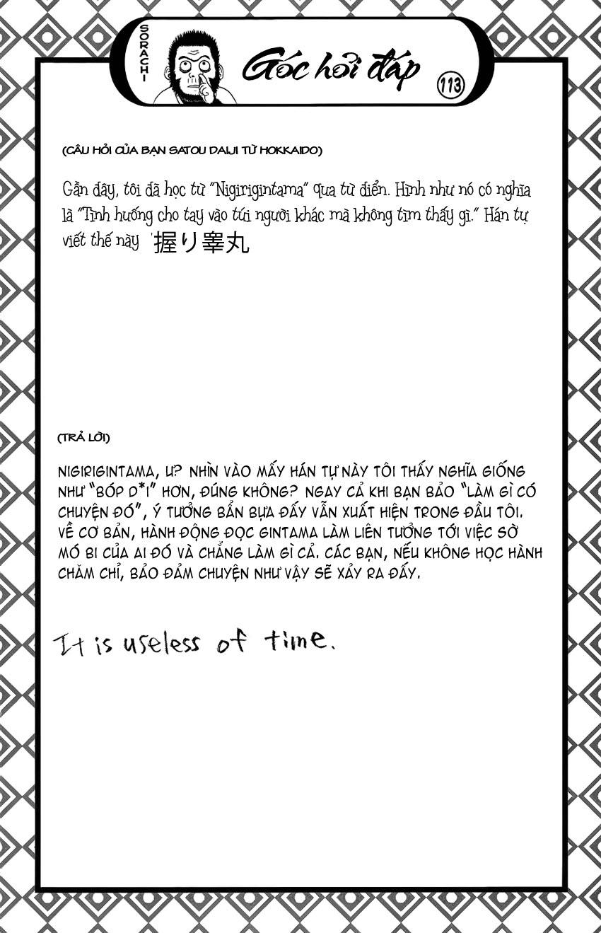 Gintama Chap 356 page 21 - Truyentranhaz.net