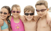 Sunglasses for the whole family