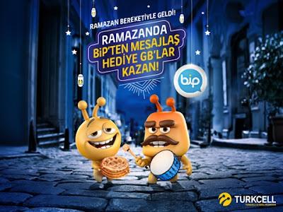 turkcell-bip-ramazan-kampanyasi-hediye-internet