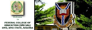 FCE (Special) Oyo Affiliated to UI Post-UTME/DE Screening Form