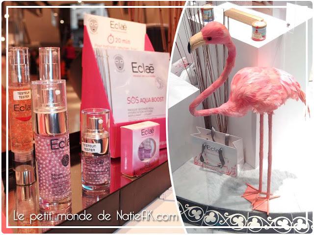 produits cosmétiques Eclaé