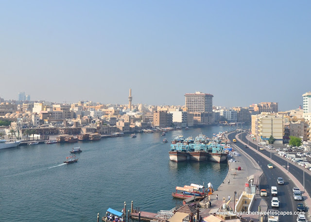Dubai Creek Tour