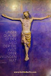 Die Botschaft vom Kreuzestod erscheint vielen als Unsinn...