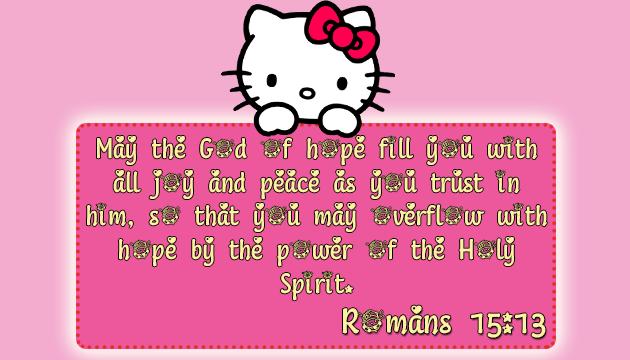 Mobile Font: Fonty Kitty Gang TTF Font