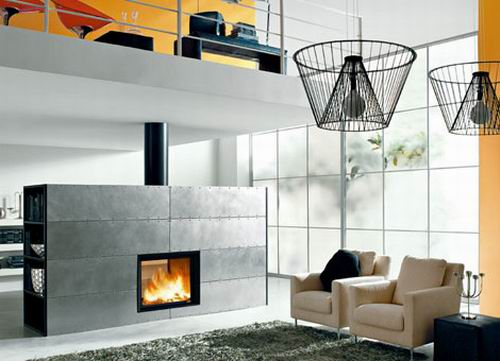 Fireplaces, Modern Fireplace, Old Fireplace