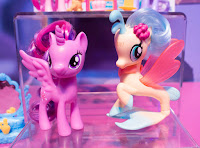 My Little Pony Princess Twilight Sparkle and Princess Skystar