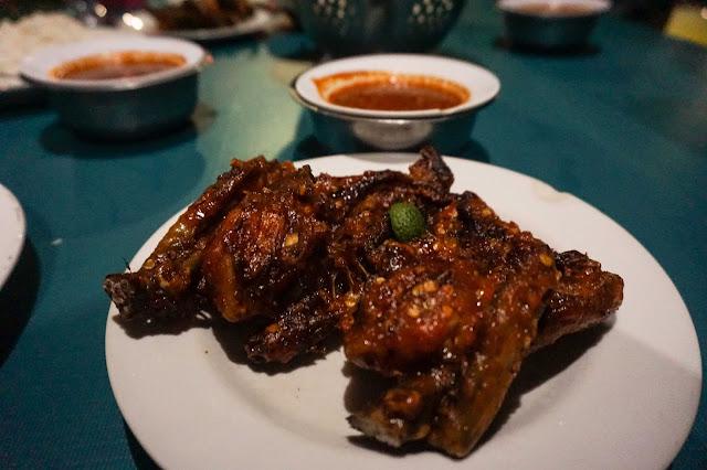 Ayam taliwang kuliner Lombok