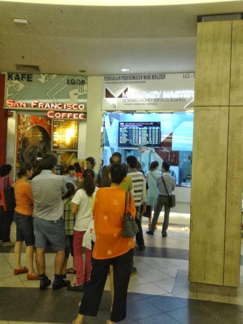 Mid Valley Has The Best Exchange Rates In Town Which Make It Favourite For Local To Money Here