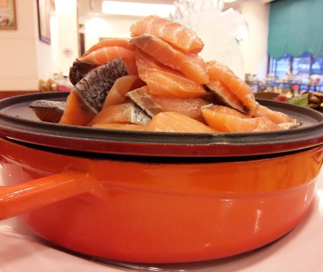 BBQ BUFFET DINNER DI GRAND BLUEWAVE HOTEL SHAH ALAM