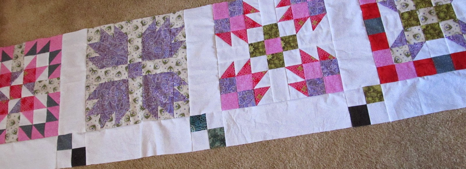 B Annie Quilt Pattern eBook by the Quilt Ladies