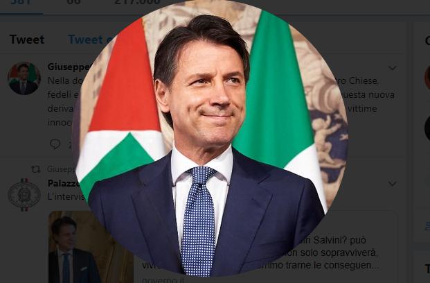 كونتي باسم الحكومة الإيطالية يعزي عائلات ضحايا الأعمال الإرهابية في سريلانكا