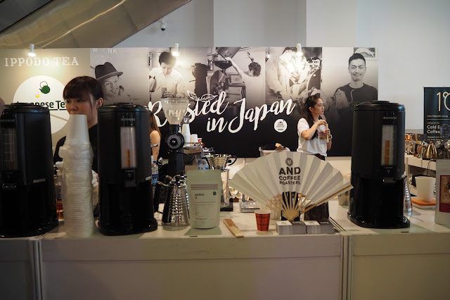 singapore coffee festival 2017 ippudo tea review