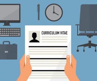 Contoh Cv Kreatif Curriculum Vitae Daftar Riwayat Hidup Untuk