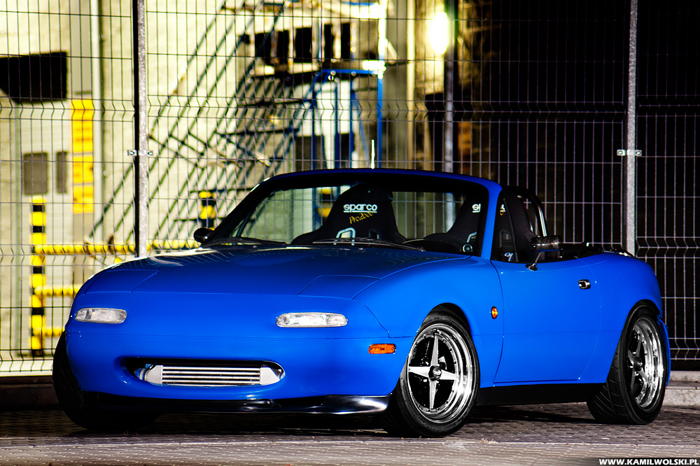 Mazda MX-5, Miata, Eunos Roadster, kultowy, legendarny, 日本車, スポーツカー, オープンカー, マツダ, pierwsza generacja, NA
