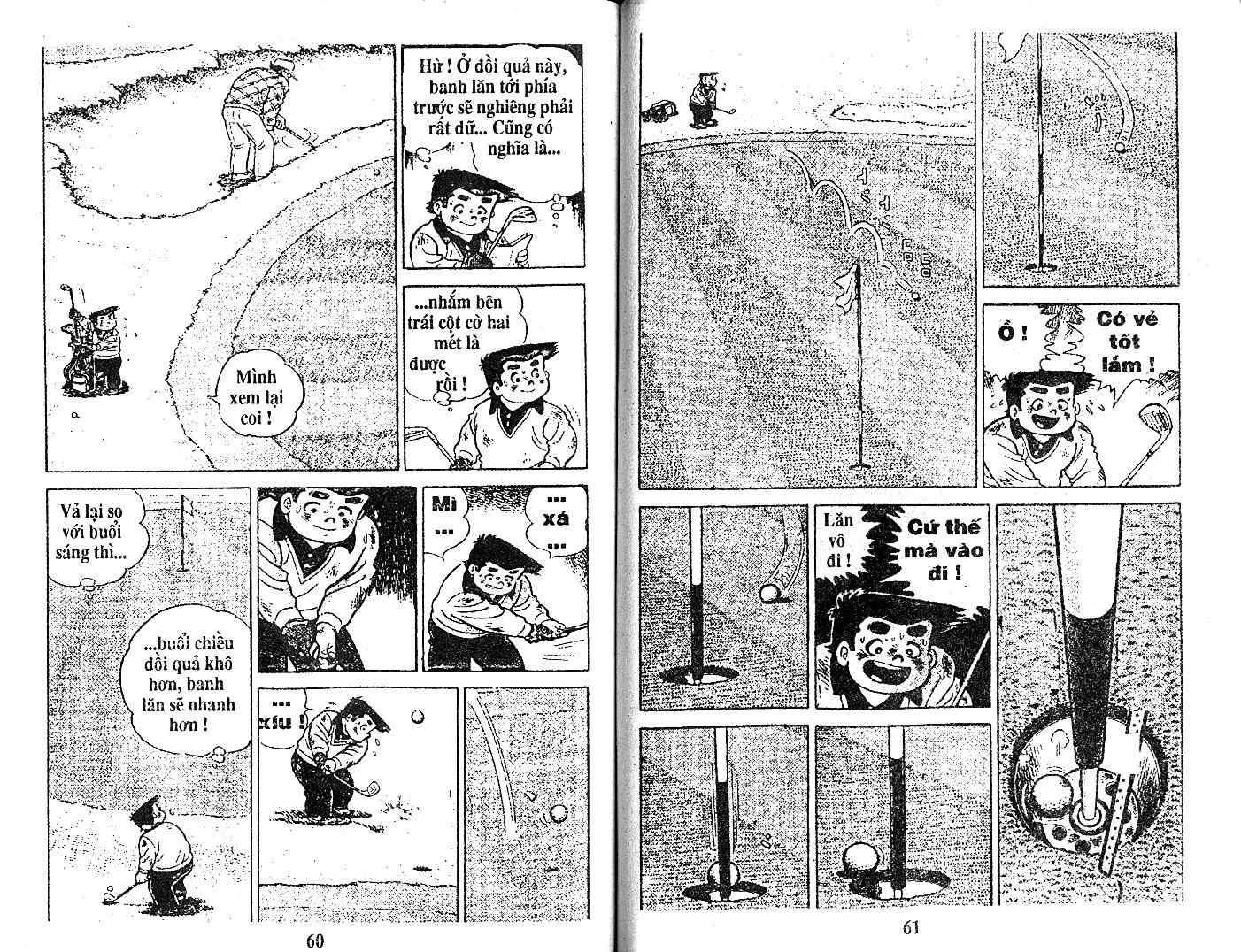 Ashita Tenki ni Naare chapter 18 trang 28