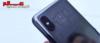 مواصفات هاتف شاومي مي Xiaomi Mi 8 Explorer