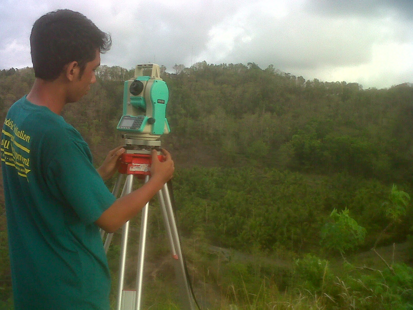 Catatan Inspirasi Geodet Muda: Surveying and Mapping Services