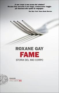 copertina Fame Roxane Gay