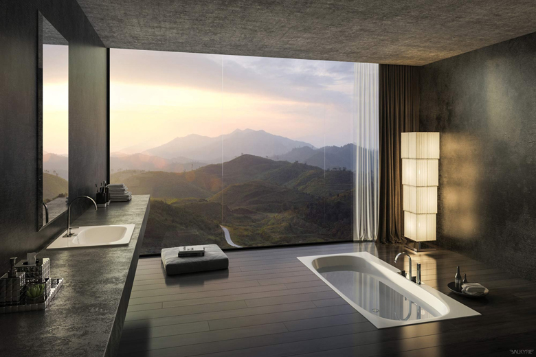 AMAZING BATHROOMS DESIGN
