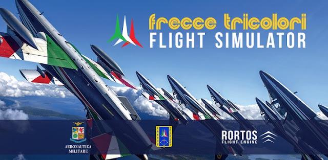 Frecce Tricolori Flight Sim v1.0 APK Download