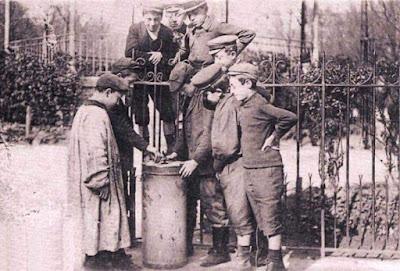 Barquillero año 1918