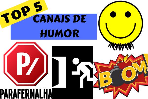 canais de humor