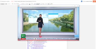 Canale românești online protocol Sopcast ianuarie 9-05-2019