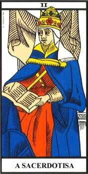Significado da Sacerdotisa II
