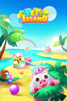 Pet's Island - Piggy's coming v2.2.4 Apk
