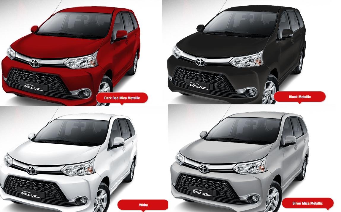 Grand New Avanza Warna Oli Veloz Otomotif Spesifikasi Dan Harga Toyota Interior