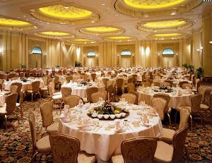 classic elegant ballroom