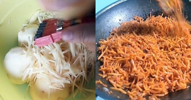Resep Mudah Kentang Mustofa Makanan Wajib Ada Buat Anak Kost