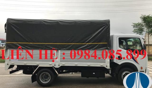 Xe Cabstar ns200 thùng bạt 1.9 tấn