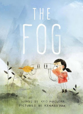 The Fog is a story of environmental awareness and friendship wrapped in soft, misty illustrations.