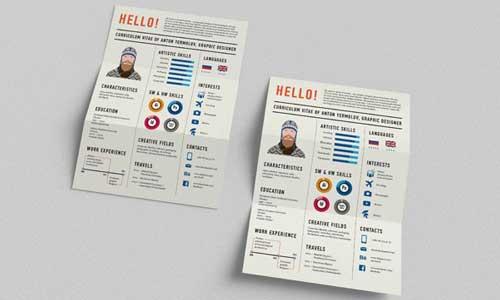 Contoh CV serta Panduan Lengkap Cara Membuat CV yang Baik dan Benar
