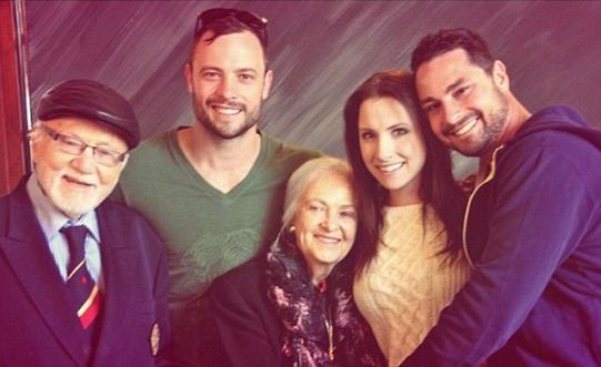 Outrage as Oscar Pistorius is Secretly Freed from Prison to Attend Grandma's Memorial at Luxury Hotel