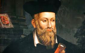 أشهر عراف ومنجم في التاريخ Nostradamus
