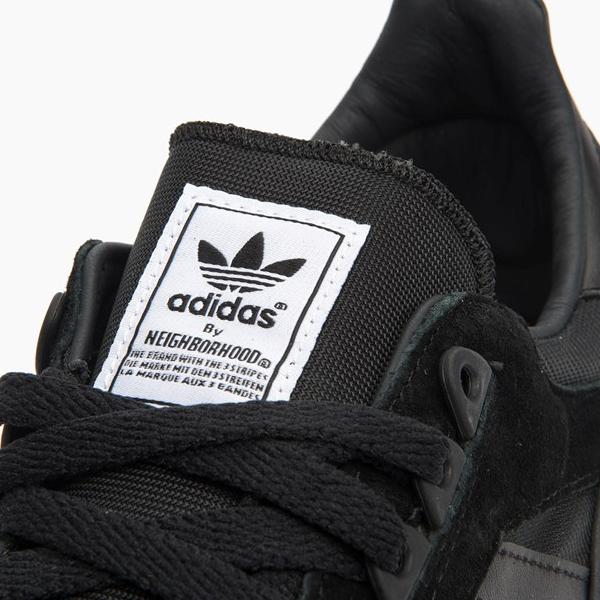 meet 0ed4b 28a05 Adidas Neighborhood Boston Super. Core Black. B26090