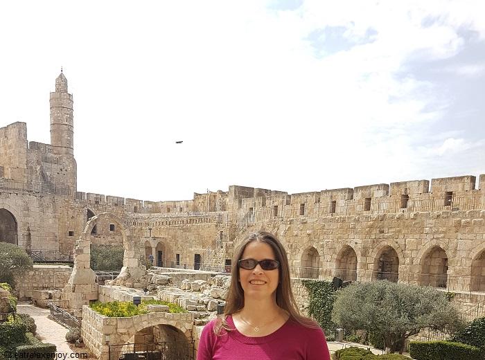 מוזיאון מגדל דוד – תצפית, תערוכת אלנבי וחידושים