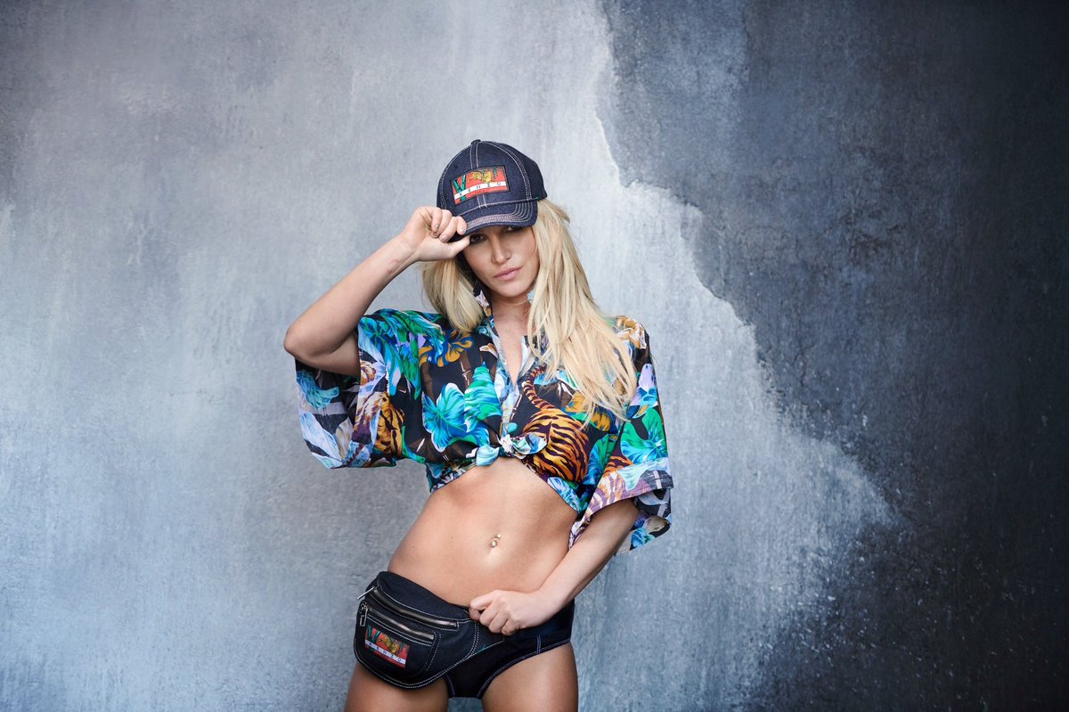 Kenzo La Collection Memento No. 2 Campaign featuring Britney Spears