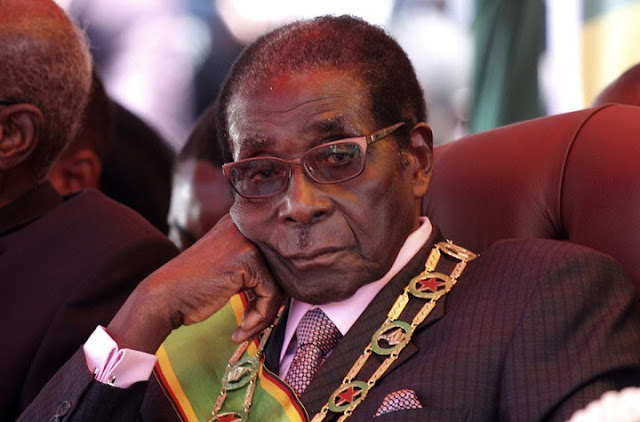 93-Year Old Mugabe Says He Will Not Die Nor Step Down As Zimbabwe President
