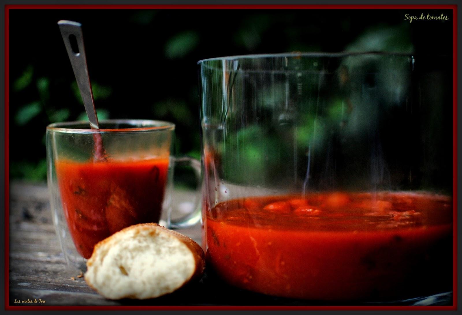 sopa de tomates tererecetas 06