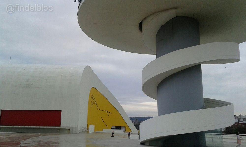 Findelbloc arquitectos blog centro niemeyer avil s - Arquitectos aviles ...