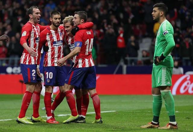 Atlético de Madrid 2×1 Real Sociedad – Após outro segundo tempo fraco, o castigo veio novamente