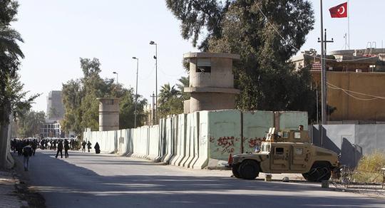 Thổ Nhĩ Kỳ khiến Iraq rời xa Mỹ?